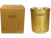 Bougie Parfumée - Paris