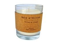 Bougie Parfumée Liège - Bois d'olivier
