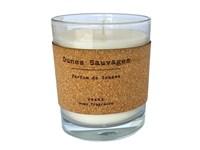 Bougie Parfumée Liège - Dunes Sauvages