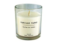 Bougie Parfumée - Vanille Tabac
